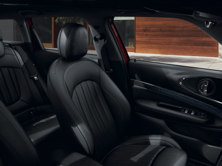 MINI Clubman – interior – asientos