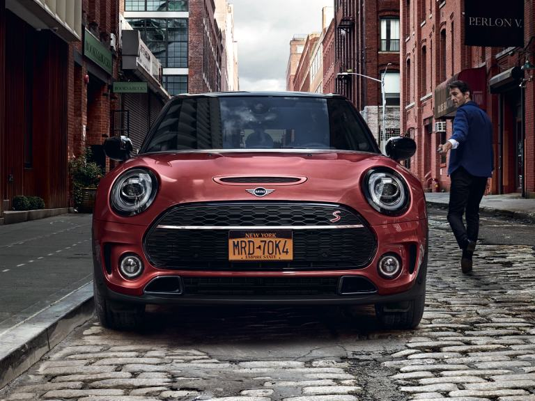 MINI Clubman – exterior – vista frontal