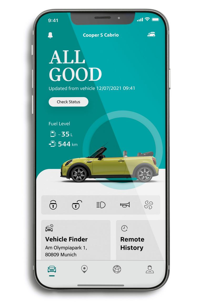 Mini App – Service – Maintenance