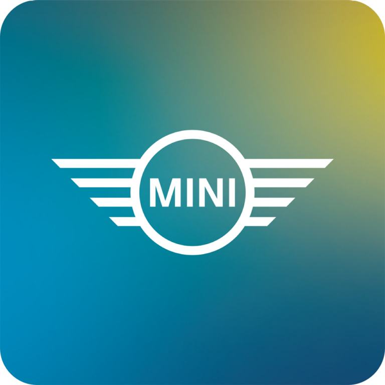 mini connected – aplicación de mini – icono